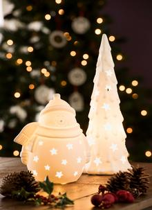 christmas tree luminaire