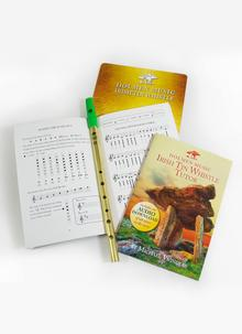 Audio Irish Tin Whistle Pack