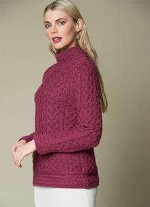 0250f8a99c Basket Stitch Turtleneck Sweater