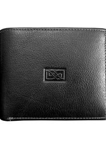 Leather Wallet Celtic Knot Black