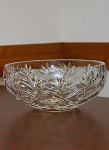Blarney Exclusive Waterford Crystal Casleigh Bowl