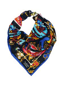 Book of Kells Square Silk Scarf