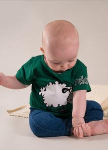 Boys Ireland Sheep T-Shirt