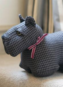 Brian the Scottie Doorstopper
