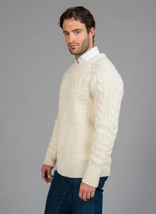 Brian Cable Aran Sweater