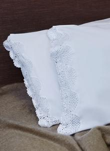 Bunratty Embroidered Housewife Pillowcases Set of 2