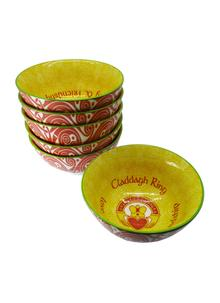 Claddagh Bowls Set of 6