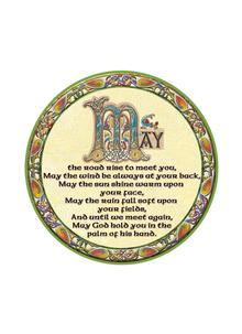 Irish Blessing Placemats Set of 4