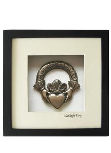 Claddagh Ring Wall Mount