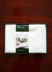 Celtic Tree Linen Tray Cloth