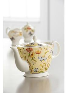 Cottage Garden Teapot