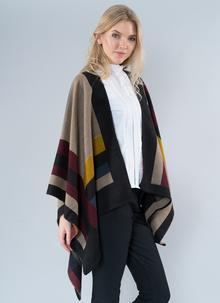 Jimmy Hourihan Multi-Patch Cape