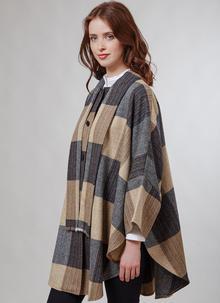 Irish Capes & Shawls | Handcrafted from Irish wool | Blarney