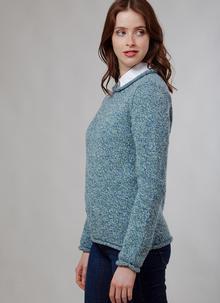 a4e069b1f9b Fisherman Roll Neck Sweater
