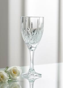 Galway Crystal Abbey Goblets Set of 6