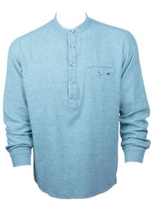 Grandfather Plain Shirt