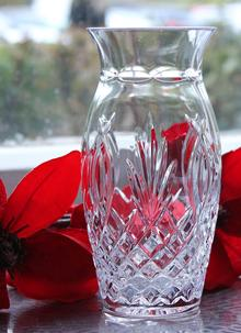 Waterford Crystal Granville 6'' Vase