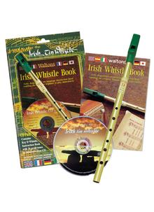 Waltons Irish Tin Whistle Set