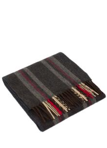 Men's Wool Cashmere Scarf