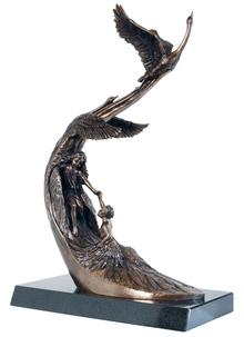 Genesis Children of Lir Figurine