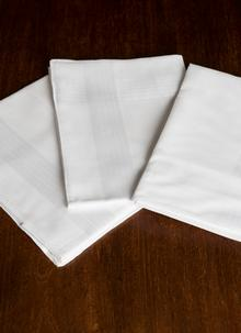 Men's Cotton Handkerchiefs Set Of 3
