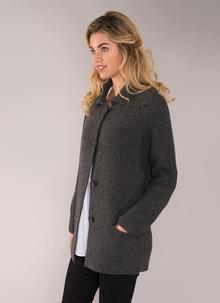 Fisherman Links Stitch Cardigan