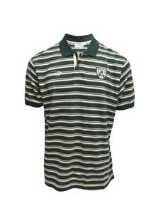 Ireland Stripe Pique Polo Shirt