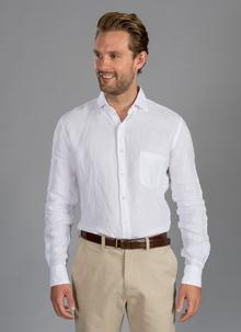 Men's Shirt Irish Linen