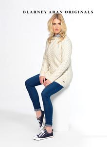 Molly Aran Crew Neck Sweater