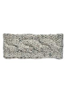 Wool Headband Oatmeal Speckle