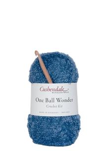 One Ball Wonder Crochet Azure