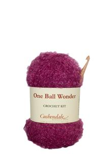 One Ball Wonder Crochet Fox Glove