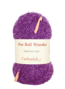 One Ball Wonder Crochet Grape