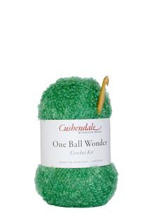 One Ball Wonder Crochet Greengage