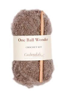 One Ball Wonder Crochet Mink