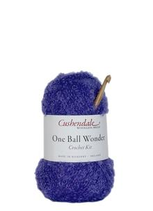 One Ball Wonder Crochet Violet