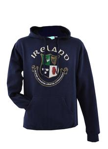 Ireland Four Province Crest Hoodie