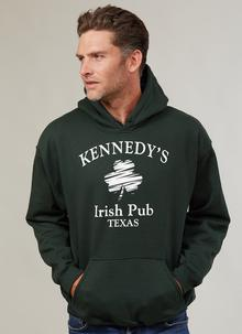 Personalized Irish Pub Hoodie - Double Extra Large
