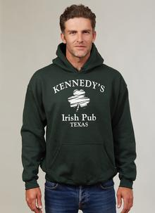 Personalized Irish Pub Hoodie - Large