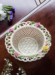 Rose Gerbera Basket