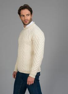 Seamus Roll Neck Sweater