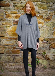 Women's Cape Silk Tweed Knit