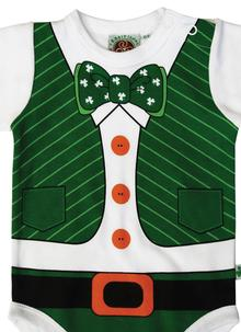 Baby Irish Leprechaun Vest