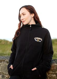 Unisex Guinness Fleece Jacket