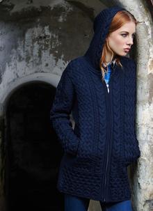 Aran Sweaters For Women Woollen Sweaters Blarney