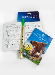 Video Irish Tin Whistle Pack