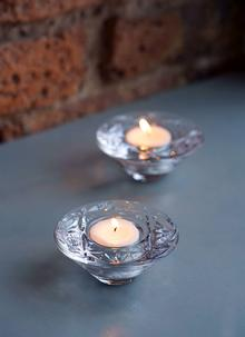 Waterford Crystal Tealight Votives Set of 2