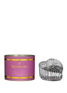 Waterford Crystal Giftology Heart Paperweight