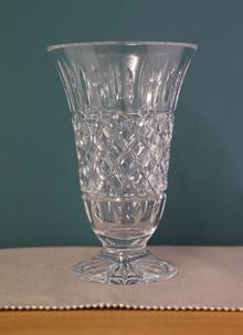 Waterford Crystal Dunston 10'' Vase