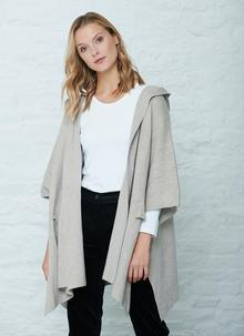 Aisling Hooded Cape